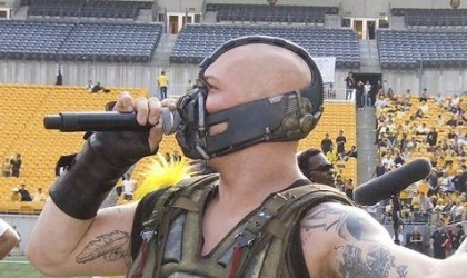 Im�genes del villano Bane en The Dark Knight Rises