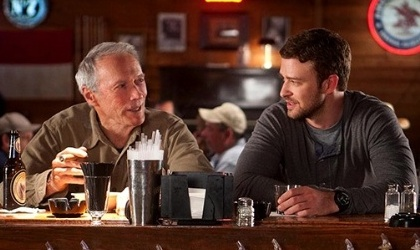 Tráiler de Trouble with the Curve, con Clint Eastwood