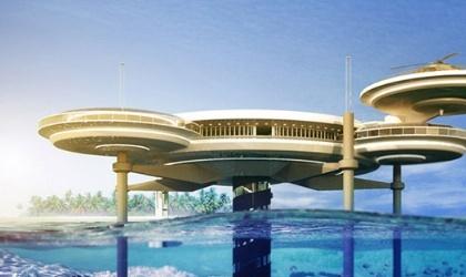 El primer hotel subacu tico del mundo se construir en for Hotel bajo el agua precio