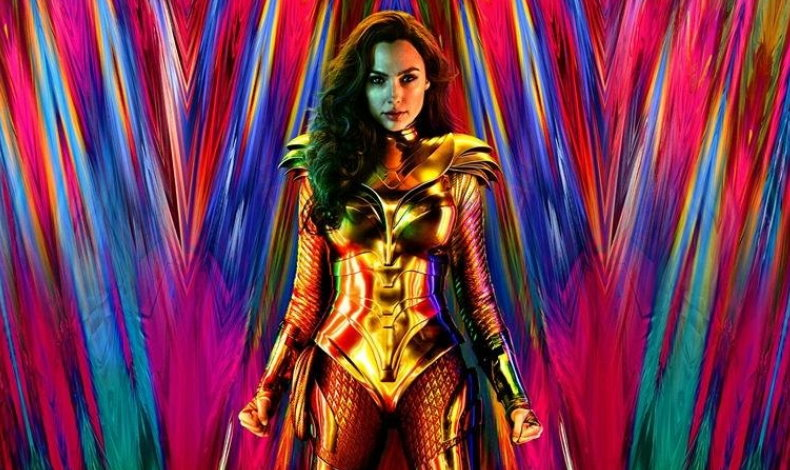 Se filtra aspecto de una amazona en Wonder Woman 1984