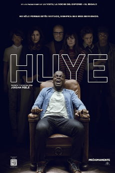 ¡Huye! - Get Out