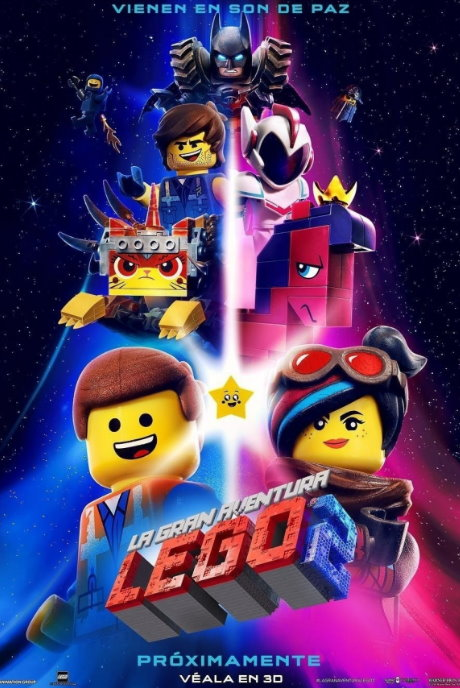 LEGO 2 	La gran aventura - The Lego Movie 2: The Second Part