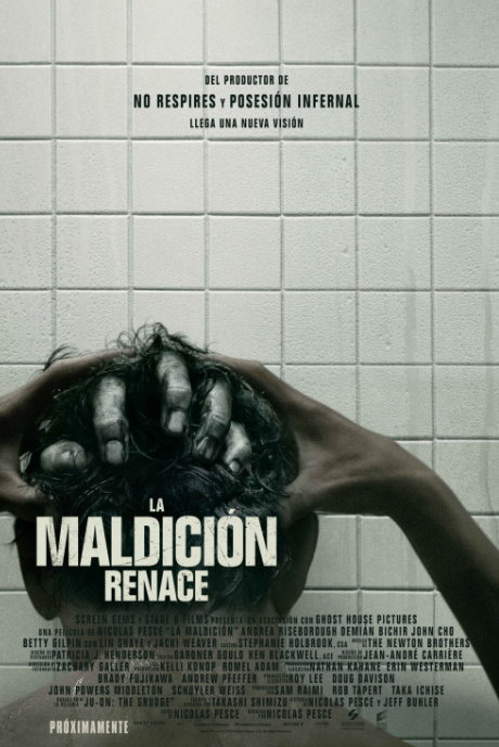 La maldición renace - The Grudge