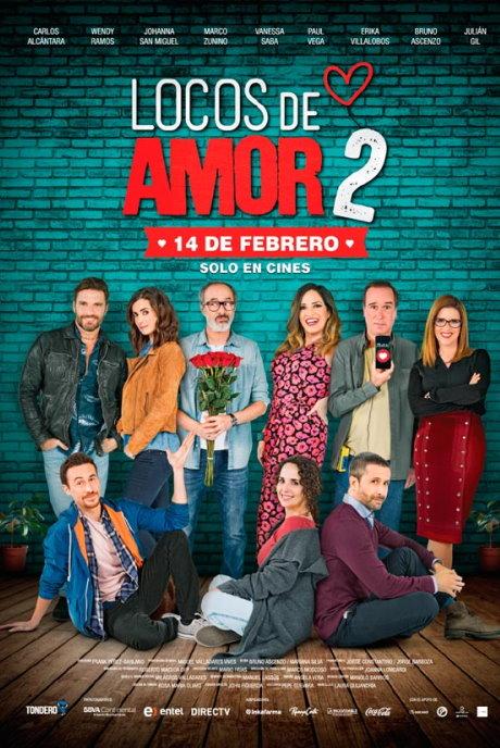 Locos de Amor 2[CAM] [Latino] [1 Link] [MEGA]