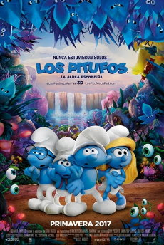 Los Pitufos: La aldea escondida -  Smurfs: The Lost Village