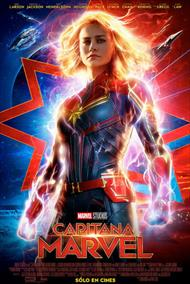Capitana Marvel - Captain Marvel