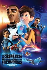 Espías a Escondidas - Spies in Disguise