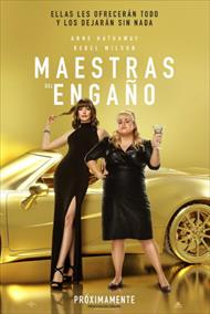 Maestras del engaño - The Hustle