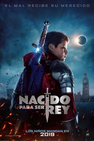 Nacido para ser rey - The Kid Who Would Be King