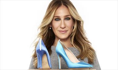 Sarah Jessica Parker lanza su colección de zapatos en Amazon Moda 42fc19e115eaa