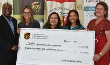 /vidasocial/foundation-ups-otorgo-45-500-a-glasswing-international-en-panama/49697.html