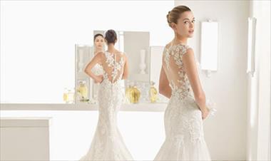 Como elegir tu vestido de novia ideal