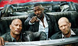 'Hobbs & Shaw' llega a 700 millones y Dwayne Johnson responde a Tyrese Gibson