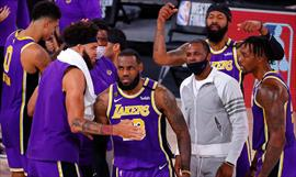 Lakers con un 'Game Winner' de Davis pone la serie 2-0 ante Denver
