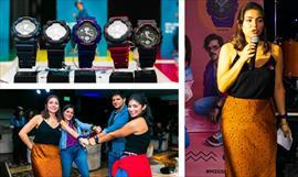 Nuevos relojes de la gama G STEEL en Panamá |