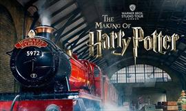 J.K. Rowling comparte 'Harry Potter at Home'